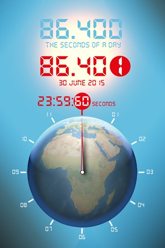 leap second on June 30, 2015